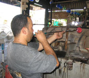 Hebron Glass - West Bank